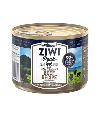 Ziwi Peak New Zealand Beef Recipe (24 x 85 g)
