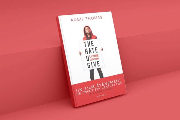 The Hate U Give, de Angie Thomas (2017)
