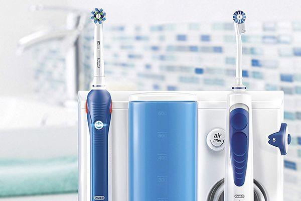 Oral-B Oxyjet Pro2000