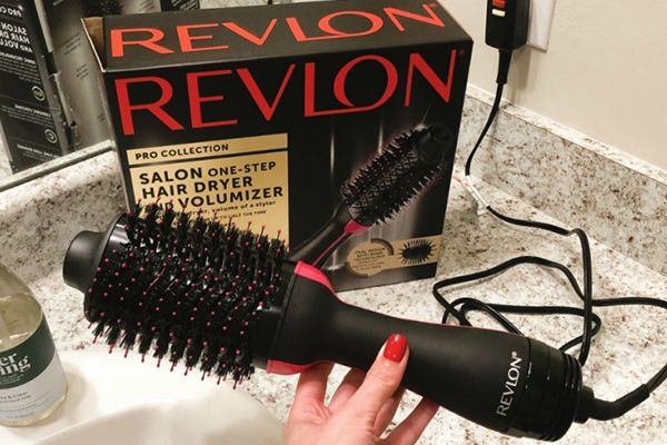 Revlon Salon One-Step Hair Dryer and Volumizer