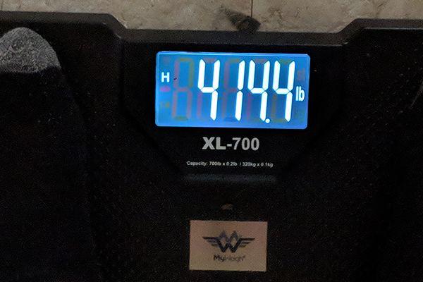 My Weigh XL700