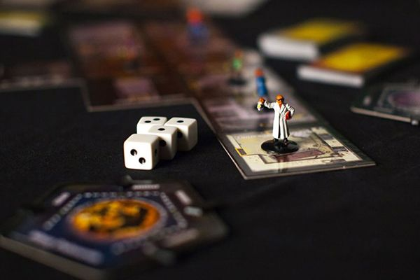 Betrayal at House on the Hill (2ème édition)