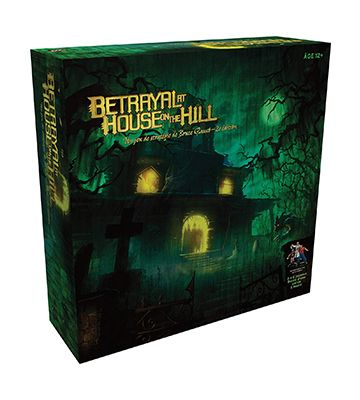 Traición en House on the Hill (2a edición)