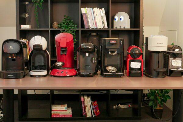 Machines à Café à Dosettes