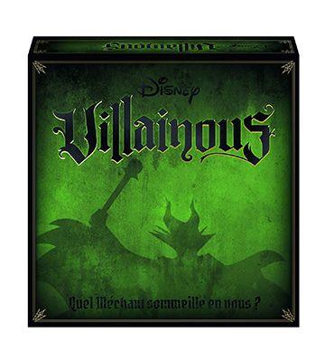 Disney Villainous de chez Ravensburger