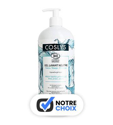 Gel lavant neutre de Coslys (1 L)