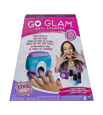 Le Go Glam Nail Stamper de chez Cool MAKER
