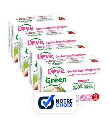 Love and Green (184 couches)