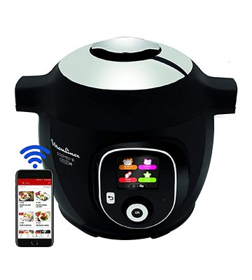 Moulinex Cookeo + Connect