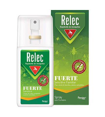 Relec Fuerte Sensitive (75 ml)
