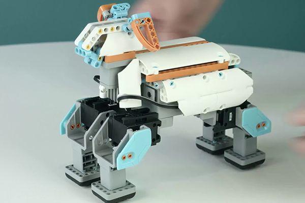 Le kit robot Jimu de chez PNJ