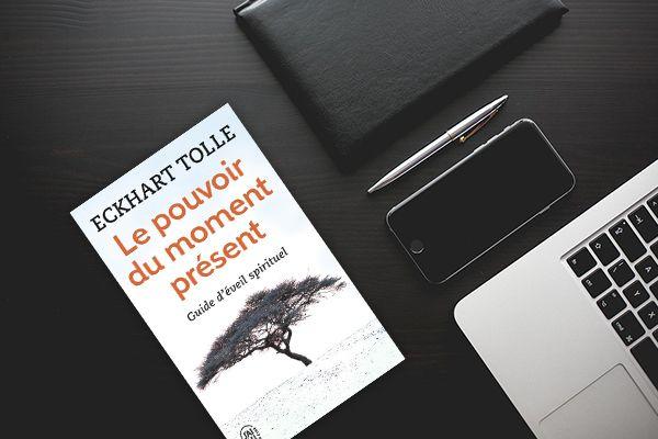 Le Pouvoir du moment présent, de Eckhart Tolle (2001)
