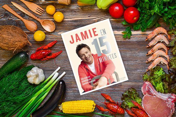 Jamie en 15 minutes, de Jamie Oliver (2012)
