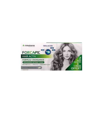Arkopharma Forcapil Hair Activ Formule Croissance