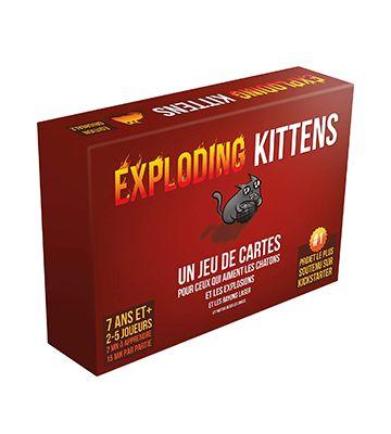 Gatitos explosivos