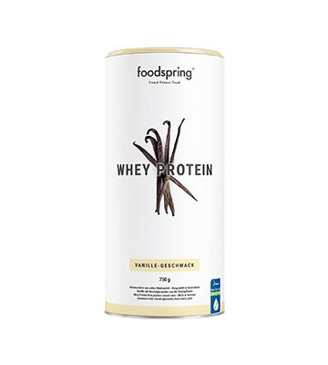 Foodspring whey protein (750 g)