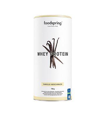 Proteína de suero de leche Foodspring (750 g)