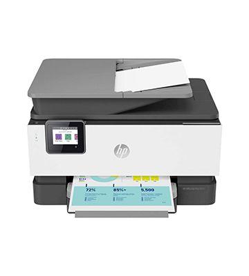 HP OfficeJet Pro 9010 series