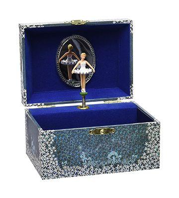 La boîte à bijoux musicale de chez Trousselier