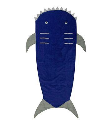 La manta de cola de tiburón de A2Z 4 Kids