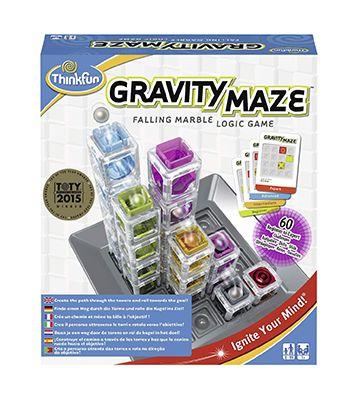 Le Gravity Maze de chez Think Fun