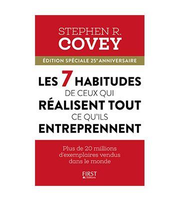 Los 7 hábitos de quienes hacen todo lo que hacen, por Stephen R. Covey (1989)