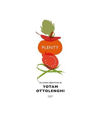 Plenty : les recettes végétariennes, de Yotam Ottolenghi (2015)