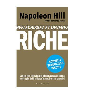 Piensa y hazte rico, de Napoleon Hill (1937)