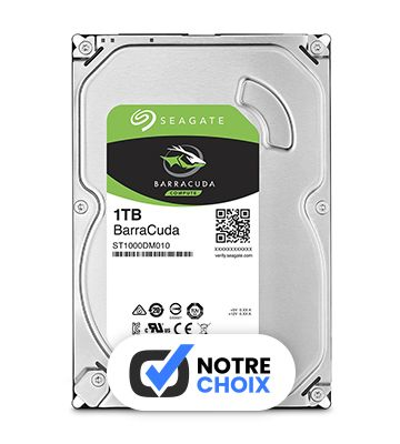 Seagate Barracuda (1 To)