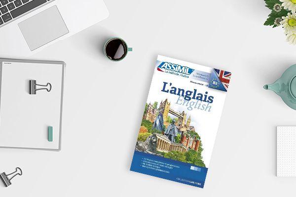 Assimil l'anglais, d'Anthony Bulger et Jean-Louis Goussé (2016)