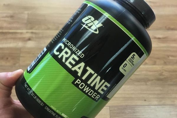 Optimum Nutrition Micronised Creatine Monohydrate