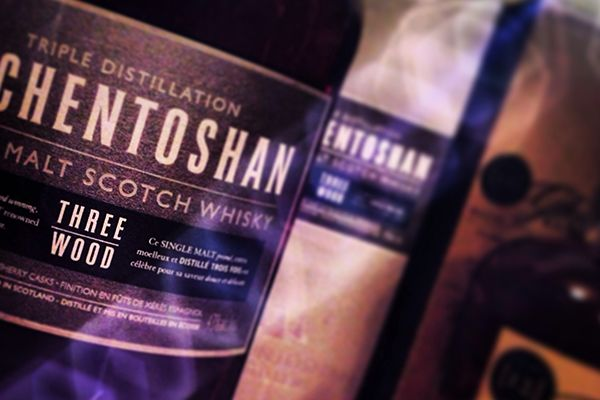 Auchentoshan Three Wood 43