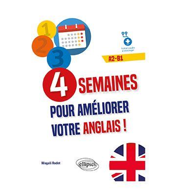 4 semaines pour améliorer votre anglais!, de Magali Rodet (2020)