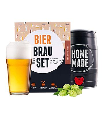 BrewBarrel - IPA