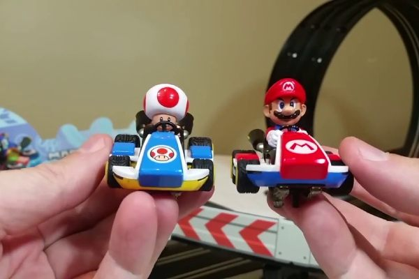 Carrera Go!!! Mario Kart Mach 8
