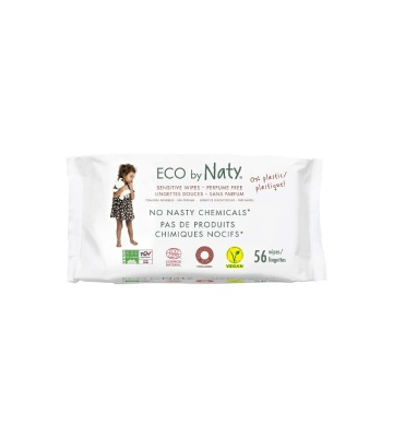 Eco by Naty (168 lingettes)