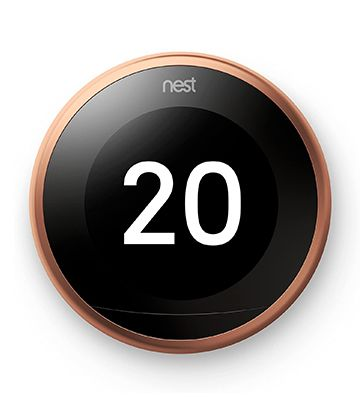 Google Nest Learning Thermostat, 3ème génération
