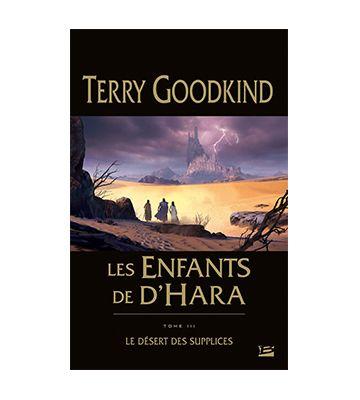Le désert des supplices, de Terry Goodkind (2020)