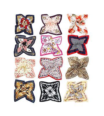 Les foulards de chez VBIGER