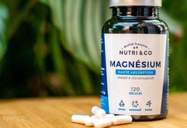 Nutri & Co Magnésium Haute Absorption