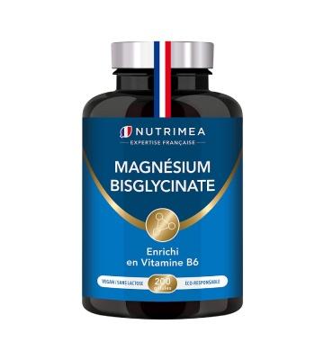 Nutrimea Magnésium Bisglycinate (200 gélules)