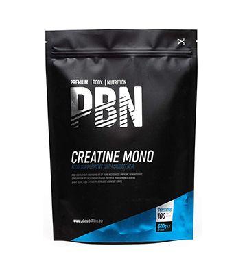 PBN Créatine Monohydrate (500 g)