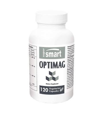 SuperSmart OptiMag (120 gélules)