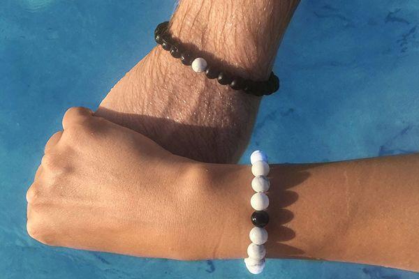 Les bracelets à distance Believe London