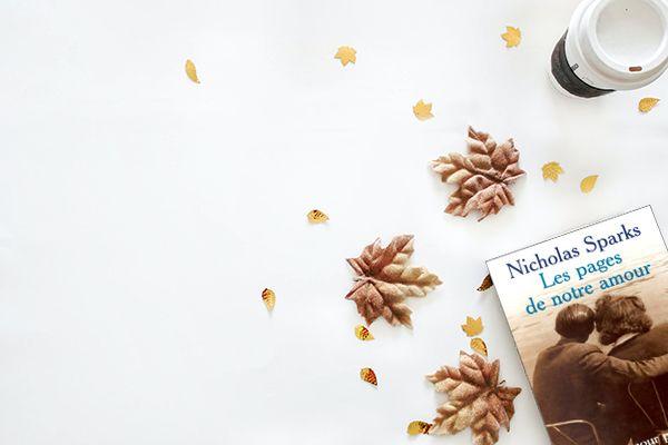 Les pages de notre amour, Nicholas Sparks (1999)