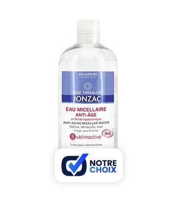 Eau Thermale Jonzac SublimeActive (2x500 ml)