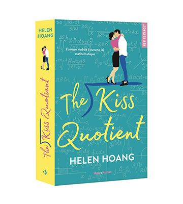 The Kiss Quotient, Helen Hoang (2019)