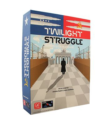 Twilight Struggle Deluxe Édition
