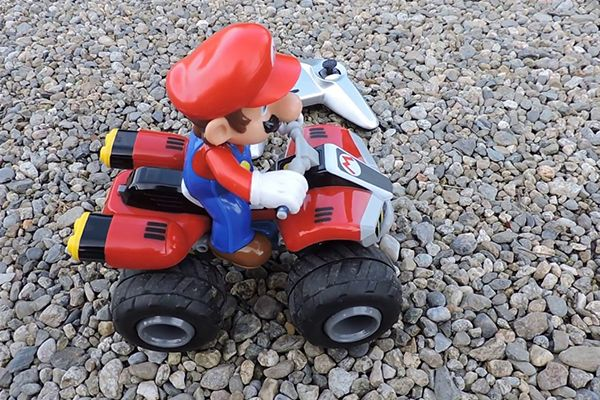Carrera RC Mario Kart Quad