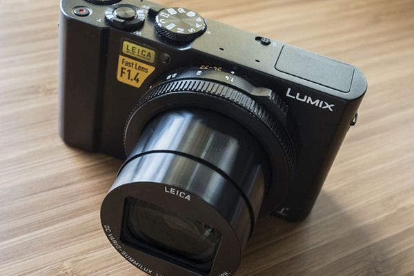 Panasonic Lumix LX15 - LX10